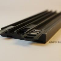 Standart Opsiyonel Feeder 2x12mm, 1x16mm, 1x24mm