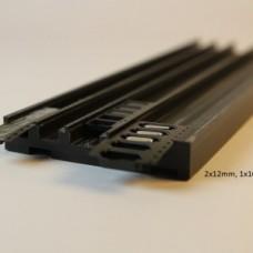 Standard Optional Feeder 2x12mm, 1x16mm, 1x24mm